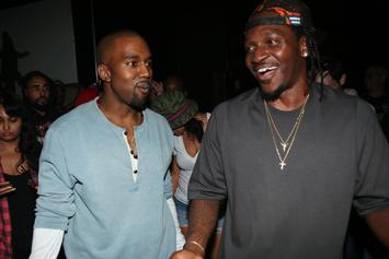 "Pusha T's ""King Push"" Will Feature ""Mostly Kanye West"" Production"