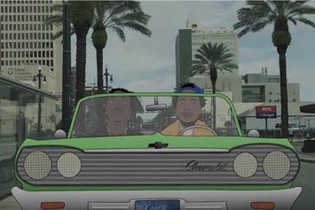 "Scotty ATL Feat. Curren$y ""Top Down"" Video"