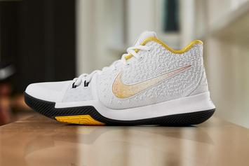 """Nike Announces """"N7"""" Kyrie 3 Release Date + Details"""