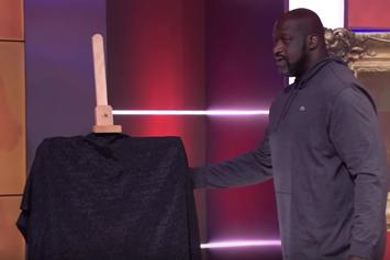 "Shaq Announces 2017 ""Shaqtin A Fool"" MVP"