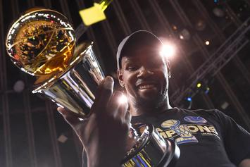 "Nike Debuts ""KD: The Making Of A Champion"""