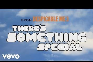 """Pharrell """"There's Something Special"""" Video"""