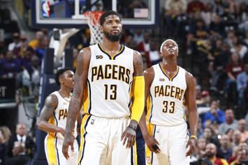 Report: Paul George To Exit Pacers As A Free Agent In 2018