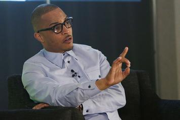 "T.I. Will Star In New Fox Drama ""Atlanta's Most Wanted"""