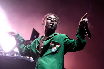 "Lil Uzi Vert Teases Possible ""LUV Is Rage 2"" Track"