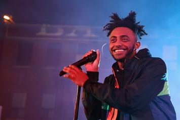 """Amine Announces Debut Album """"Good For You"""" Release Date"""