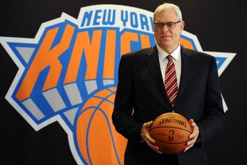 Knicks Reportedly Plan To Cut Ties With Phil Jackson