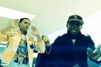 "Mally Mall Feat. O.T. Genasis, Maejor ""All On Me"" Video"