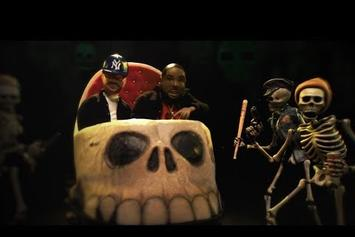 """Run The Jewels """"Don't Get Captured"""" Video"""
