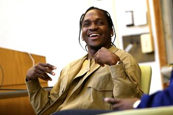 Pusha T Engaged To Longtime Girlfriend