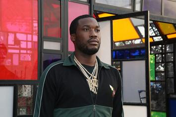 "Meek Mill Drops ""Wins And Losses Freestyle"" On DJ Clue"