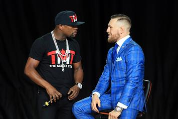 "Floyd Mayweather vs Conor McGregor ""All Access"" To Premiere Tonight"