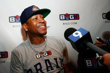Big3 League Launches Investigation After Iverson Skips Dallas Event