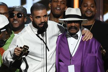 """Drake's Dad Gets His Own Music Video For """"Kinda Crazy"""""""