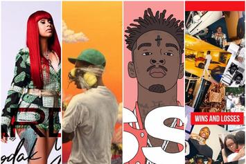 The Best Hip-Hop Songs Of July (On Spotify)