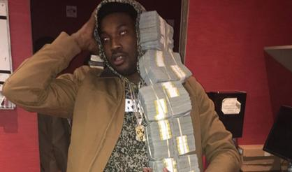 Meek Mill & 50 Cent Exchange Jabs On Instagram