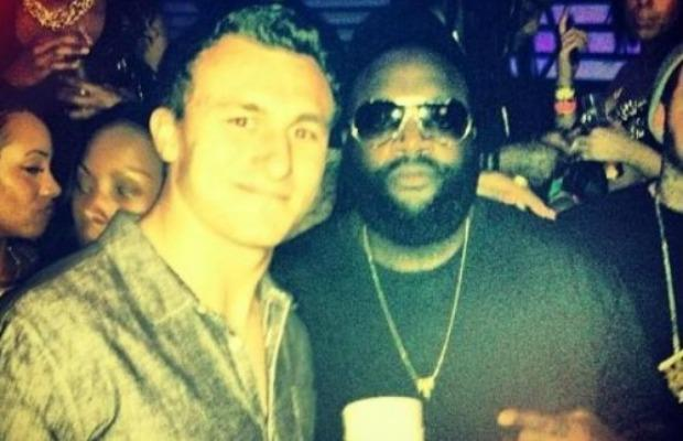 Rick Ross & Johnny Manziel