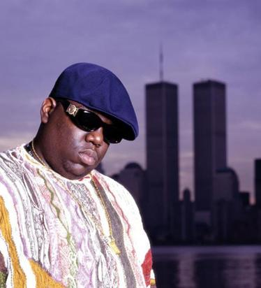 Notorious B.I.G made it cool for members of the hip-hop community to wear Versace