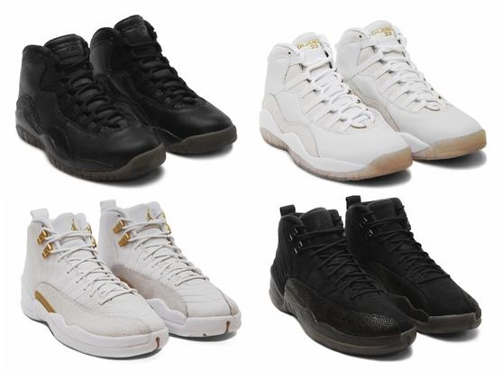 OVO x Air Jordan Collection