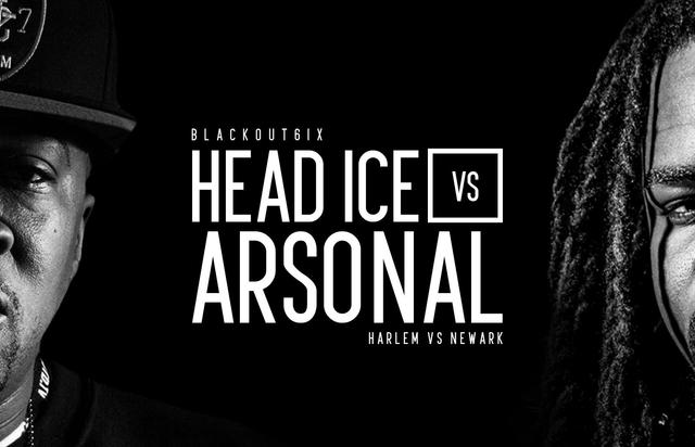 Arsonal vs Head I.C.E.