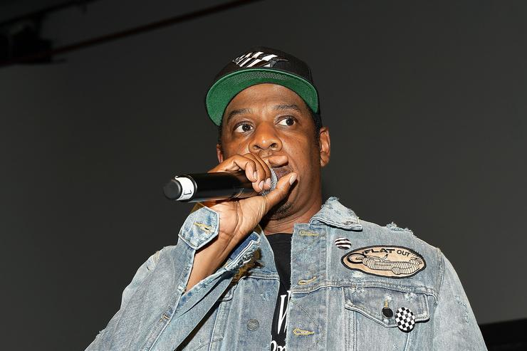 Jay-Z Steps Out in London, Talks About THAT Elevator Fight