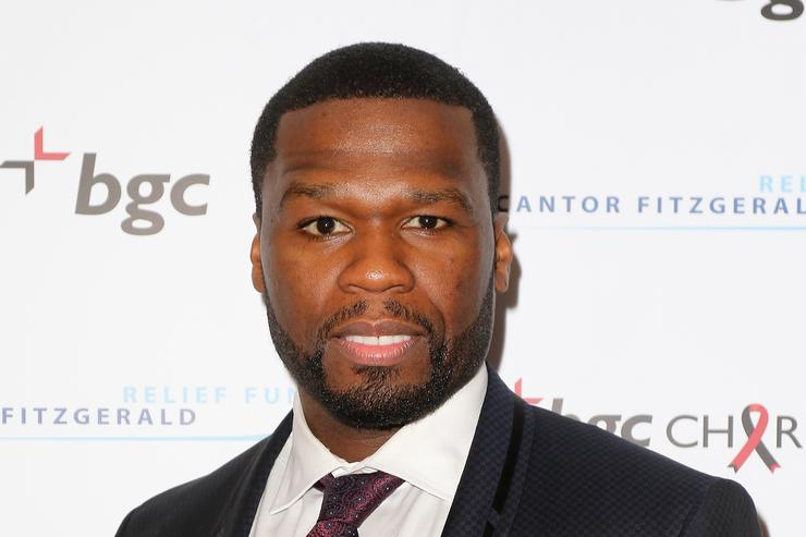 Annual Charity Day Hosted By Cantor Fitzgerald And BGC - BGC 50 Cent Curtis Jackson