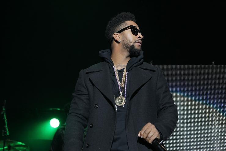 Omarion at REAL 92.3's 'The Real Show'