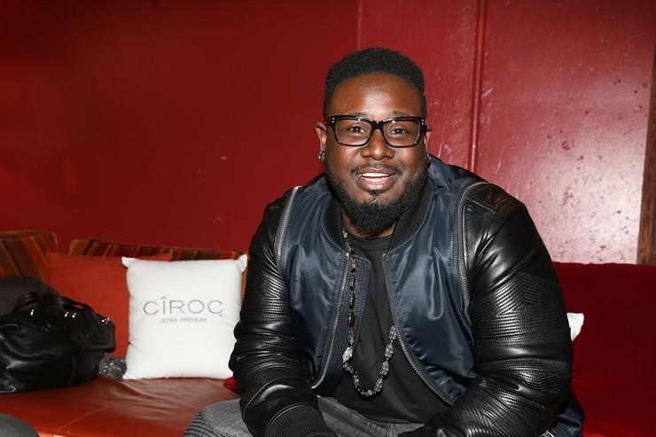 T-Pain Global Spin Awards