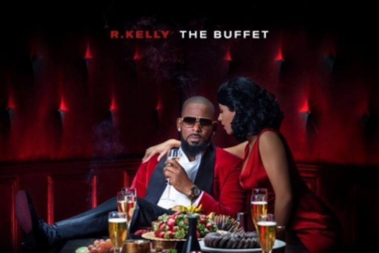 """Buffet"" Deluxe album cover"
