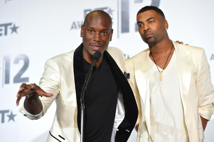 TGT Tank Ginuwine Tyrese