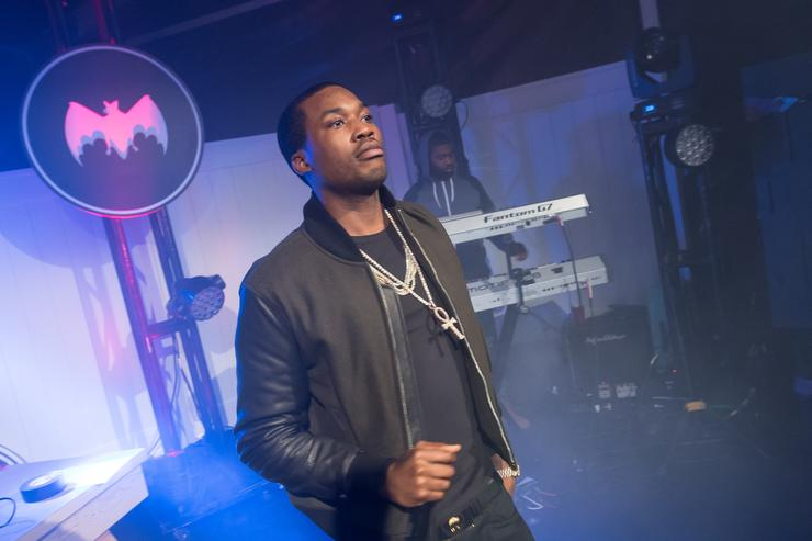 BACARDI Presents The BACARDI UNTAMABLE HOUSE PARTY meek mill
