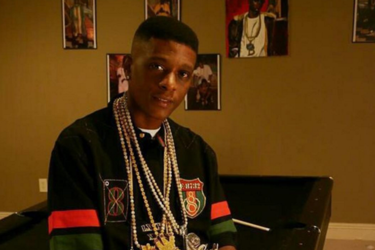 throwback Boosie