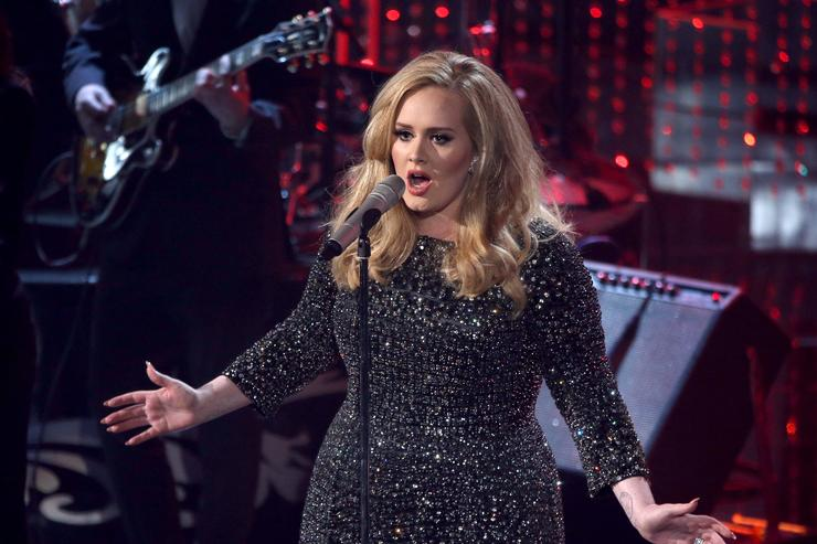 Adele 85th Annual Academy Awards
