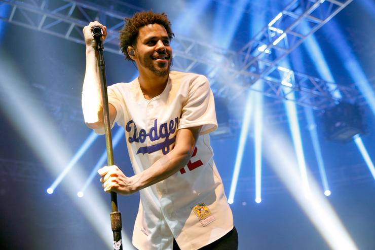J COle ESPN The Party - Inside