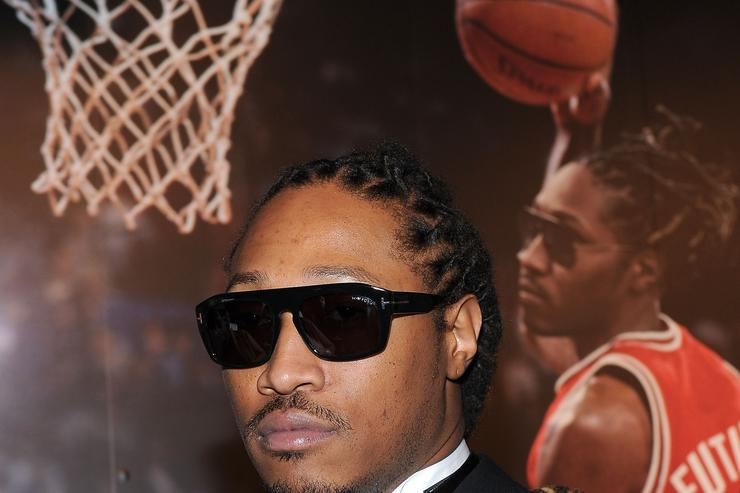 Future at NBA All-Star Weekend.