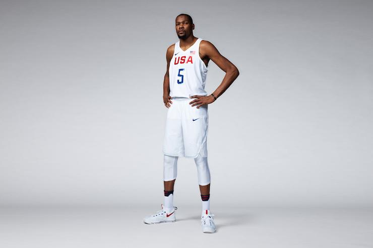 The Nike Vapor Basketball Uniforms.
