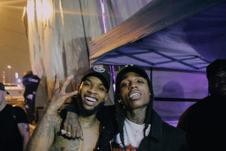 Tory Lanez & Jacquees