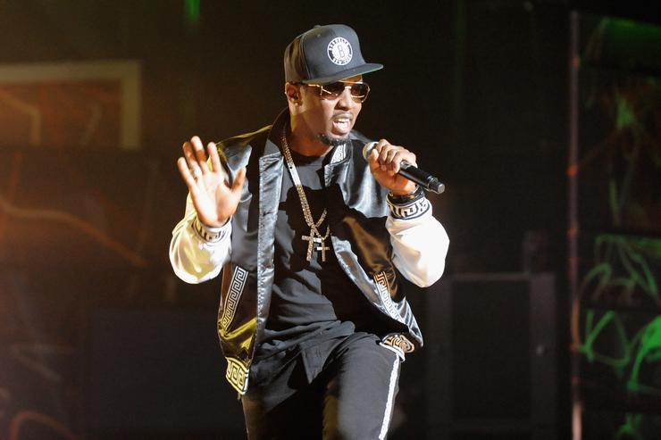 Sean Combs, 'P. Diddy,' performs onstage at the 2012 BET Hip Hop Awards at Boisfeuillet Jones Atlanta Civic Center on September 29, 2012 in Atlanta, Georgia