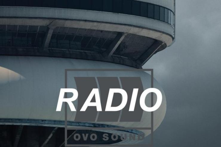 OVO Sound Radio flyer