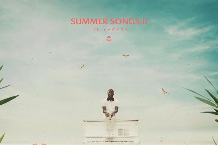 """Summer songs 2"" album cover"
