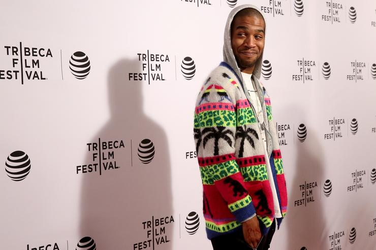 Kid Cudi at Tribeca Film Festival