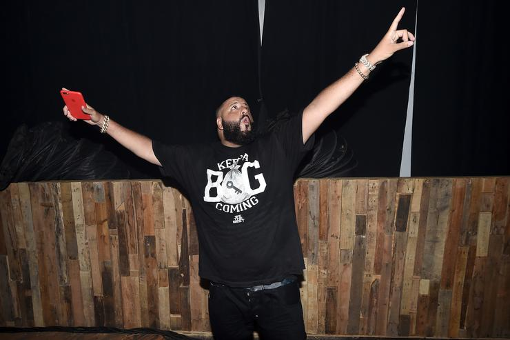 DJ Khaled at Panorama festival in NYC