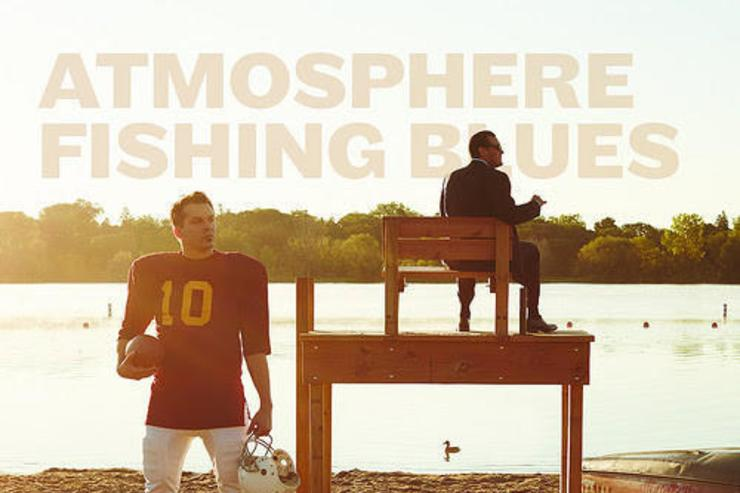 "album cover for Atmosphere's ""Fishing Blues"" LP"