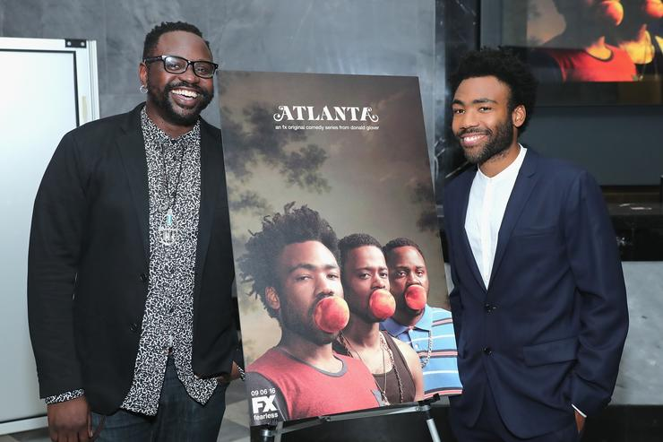 Donald Glover at Atlanta NYC Screening
