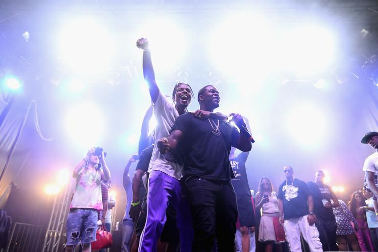 ASAP Rocky and ASAP Ferg