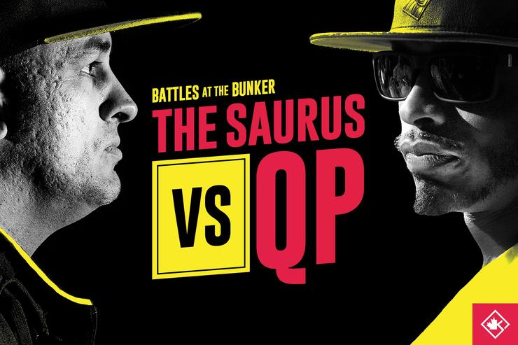 The Saurus vs QP