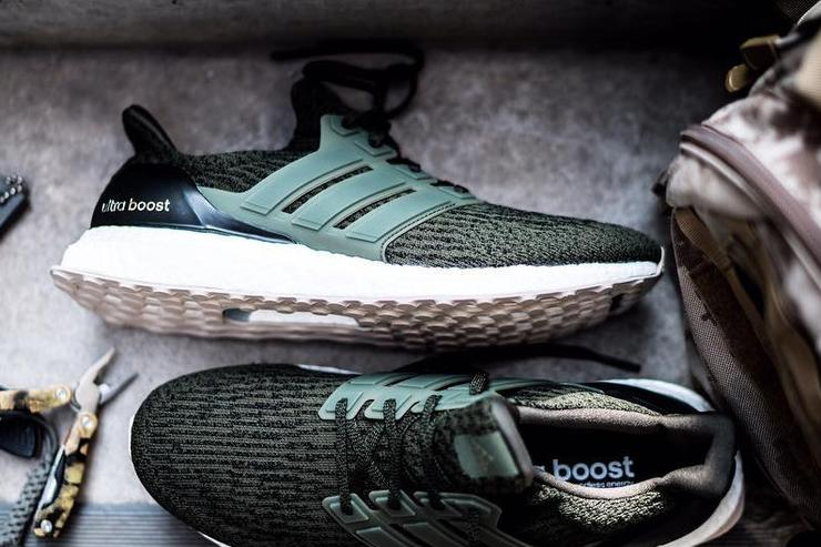 Detailed Look At The Upcoming Parley x adidas Ultra Boost 3.0