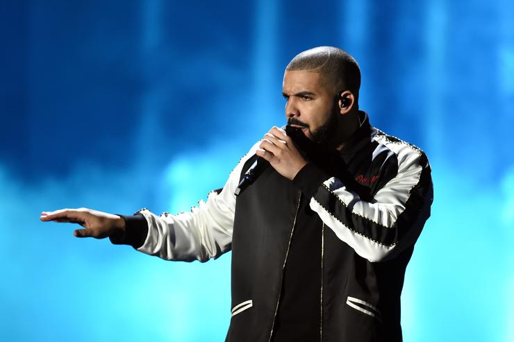 Drake at iHeart Radio