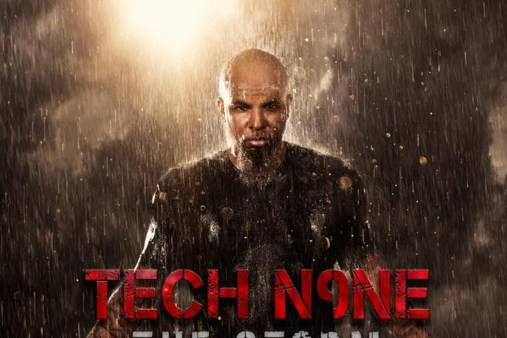 Tech N9ne album cover