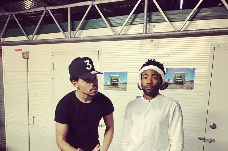 Chance The Rapper & Childish Gambino